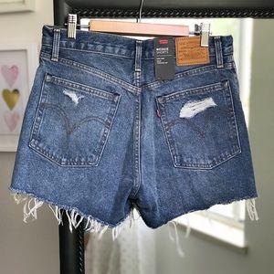 Levi's Shorts - Levi's Wedgie Shorts